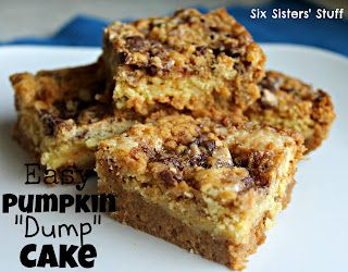 Six Sisters Recipe For Dump Cakes