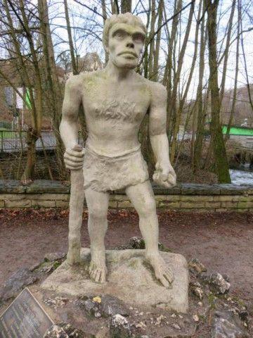 Fred Feuerstein und Barney Geröllheimer hätten ihre wahre Freude gehabt - Zu Besuch im Neanderthal Museum