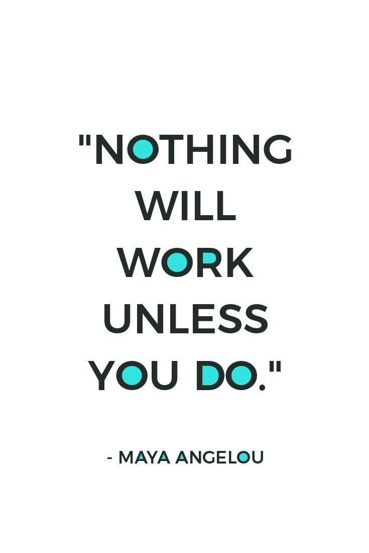 Not happy with your life?  Wish your business or blog was going better? Well, get to work and work it out. Here are 19 motivational quotes, just like this one, that motivate you to get started. #quotes #quoteoftheday #quotestoliveby #quotestagram #quotesdaily #positive #positivethinking #quotestoremember#advicequotes #motivationalquotes #motivation #inspirationalquotes #positivequotes #inspirationalquotesandsayings #inspirationalwords #quotestoinspire #qotd #lifequotes #lifequote
