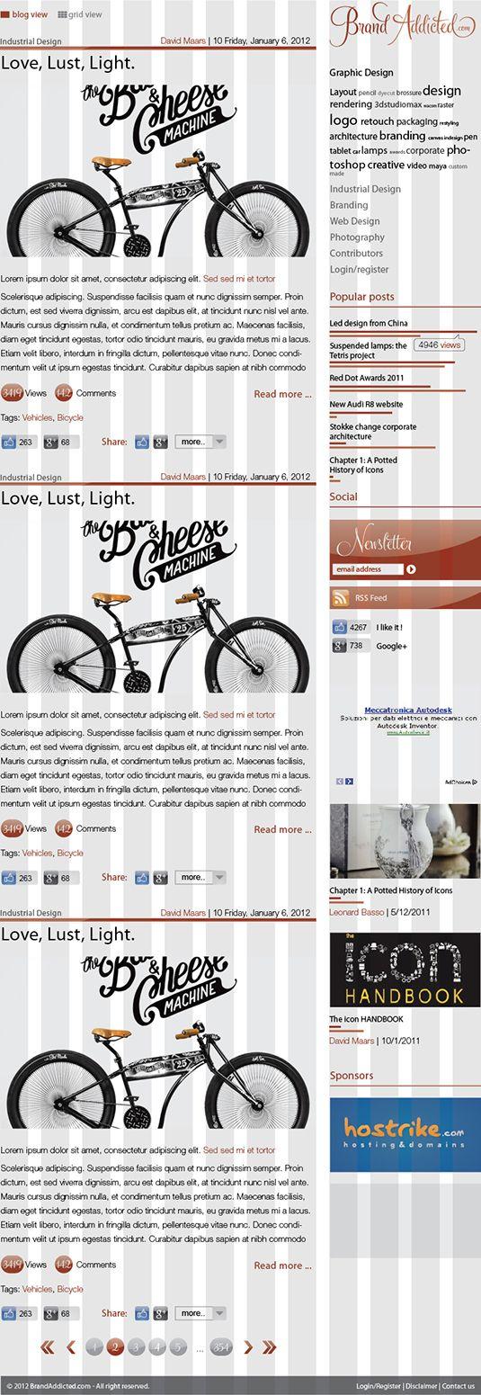 L'agenzia di comunicazione Simpliza realizza la nuova immagine ed il sito web per brandaddicted.com