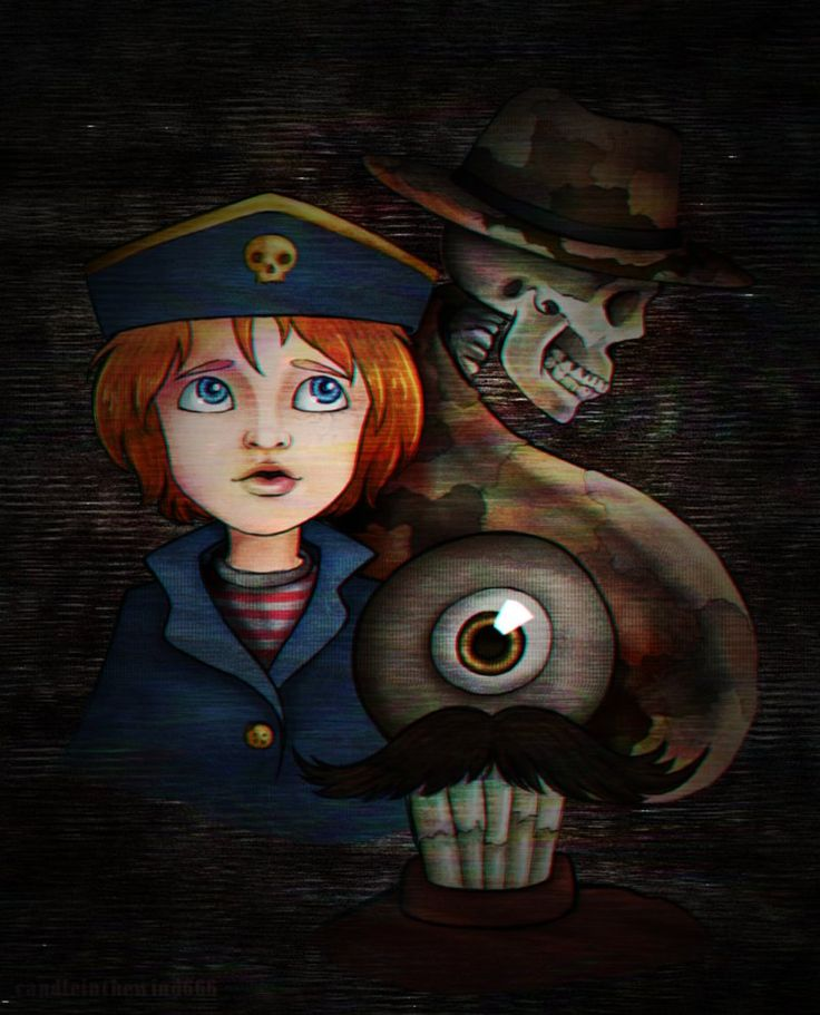 guess who is into candle cove again???