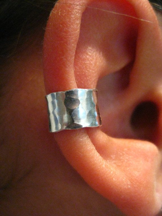 Hey, I found this really awesome Etsy listing at http://www.etsy.com/listing/118069216/sterling-silver-ear-cuff-hand-forged