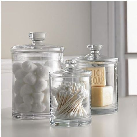Good Bliss Acrylic Canisters