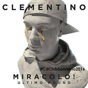 !!CD Worldwide shipping!! #Clementino l'album per il 2016 è #MiracoloUltimoRound. Vieni a comprarlo in negozio da #CDCLUB in versione CD oppure compralo sul nostro store online! (Clicca sulla copertina) il nuovo album in 24 ore è già a casa tua!! #Sanremo2016