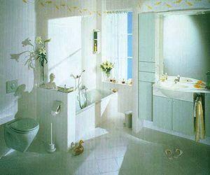 Feng Shui home design, bathroom design ideas