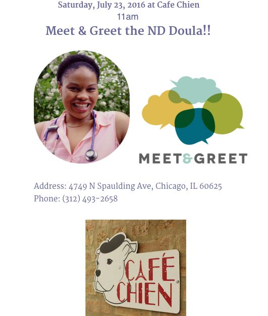 Very excited to meet and greet more of the community at this event! Learn more about Naturopathic Medicine, Doula Care, and HypnoBirthing by connecting with me online. Let's share an experience!