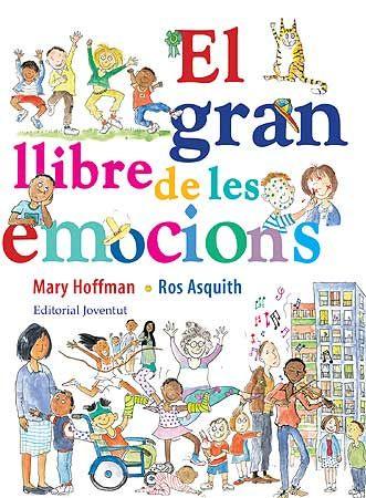 El gran llibre de les emocions  Mary Hoffman