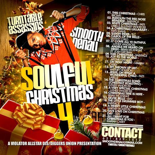A Soulful Christmas Mix 4 Smooth Denali - FREE #onselz | Classic ...