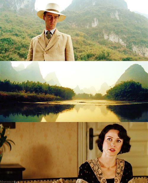 Edward Norton & Naomi Watts in The Painted Veil (2006)