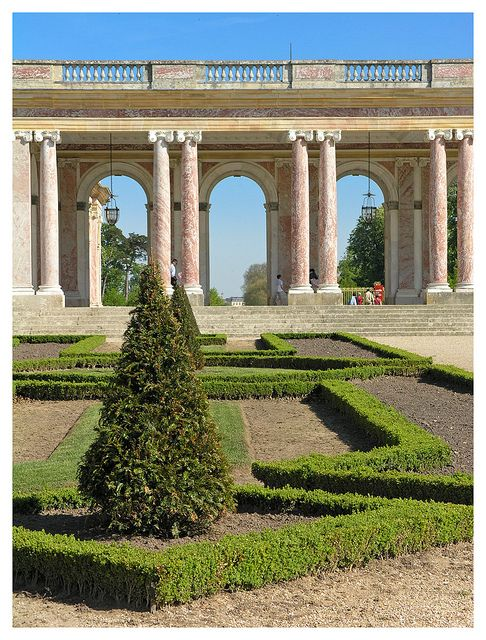 Versailles Grand Trianon Architecture Pinterest