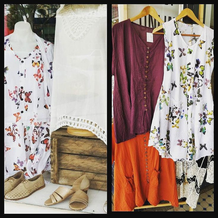 Comfy stylish cotton clothing available in store and online 🌻🌼