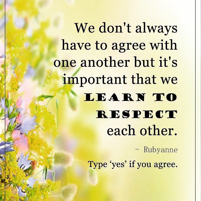 Respect Each Other: Best 25+ Respect Others Quotes Ideas On Pinterest