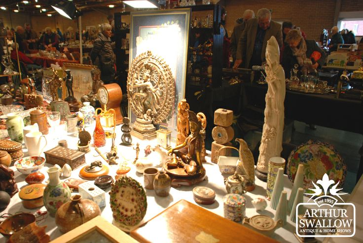 Antiques Market at Lincolnshire Showground - Sunday 12th January 2014