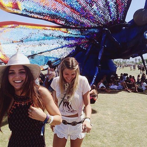Ace of Something at Coachella