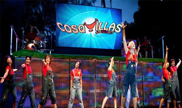 """Cantajuego. Espectáculo """"Cosquillas"""" 15/06/2013"""