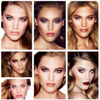 Spring Makeup Trends 2014 #makeuptips #makeup