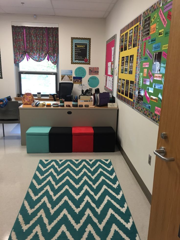 Creative Elementary School Counselor: My Office for the 2015-2016 School Year