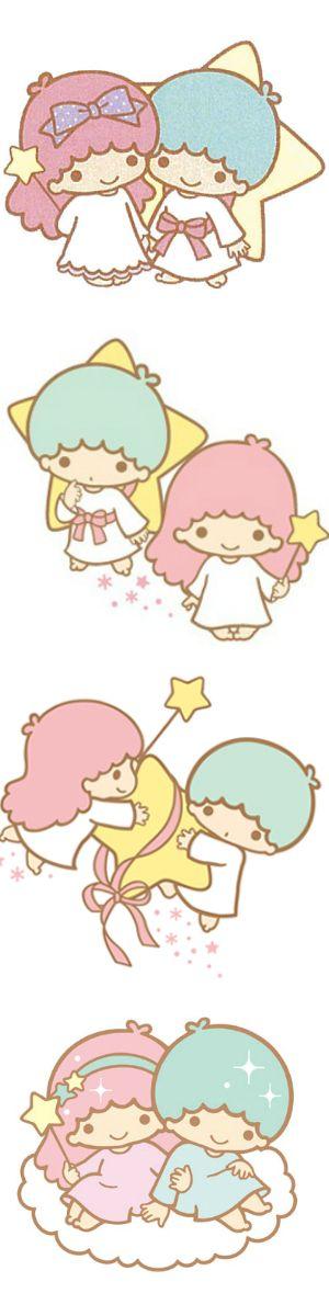 Kiki and Lala - My Little Twin Stars