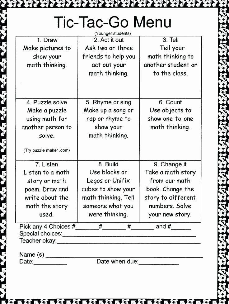 Restaurant Math Worksheets Menu Math Printable Menu Math Worksheets Grade 4 Restaurant Math Printables Printable Math Worksheets Math Worksheets