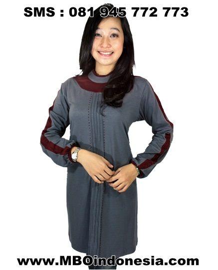 Model Blus Muslim -