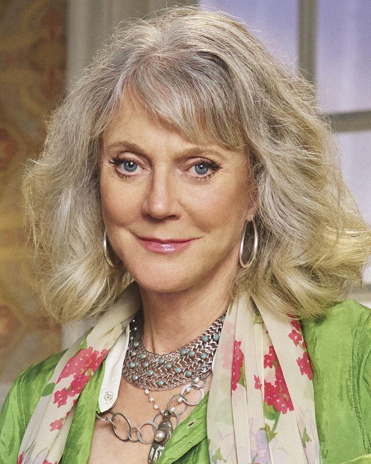 Blythe Danner, Born 3 Feb 1943. In Philadelphia, Pennsylvania.