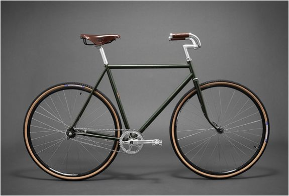 HORSE CYCLES X KM CITY CRUISER | Image