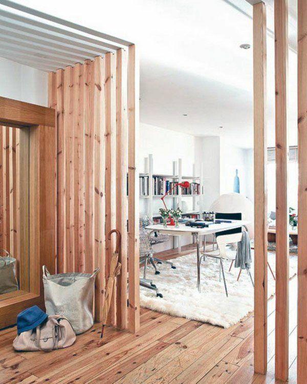 Die besten 25+ Raumteiler Ideen auf Pinterest   Trennwände für ...