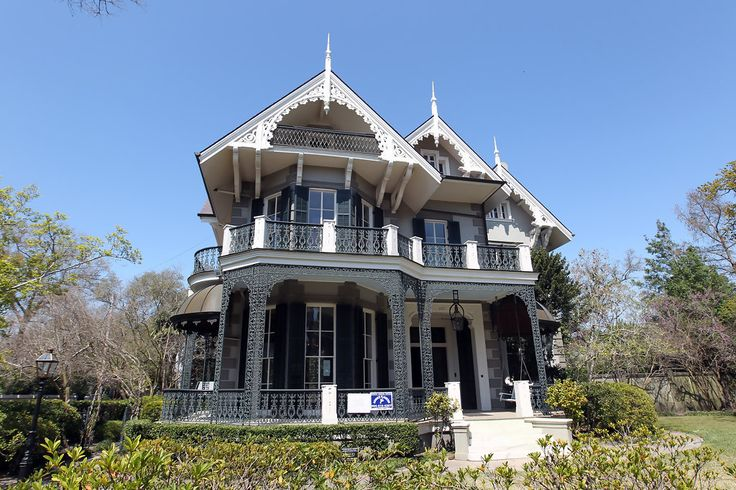 FILE: Sandra Bullock and Jesse James' Home in New Orleans