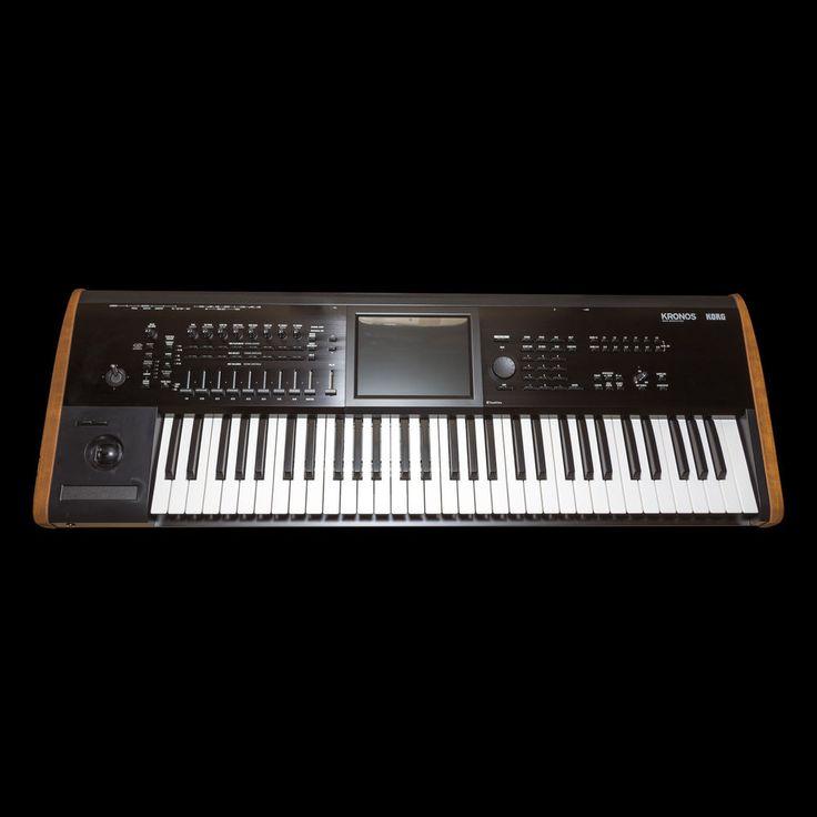 Korg Kronos 2 6 Music Work Station 61 Key