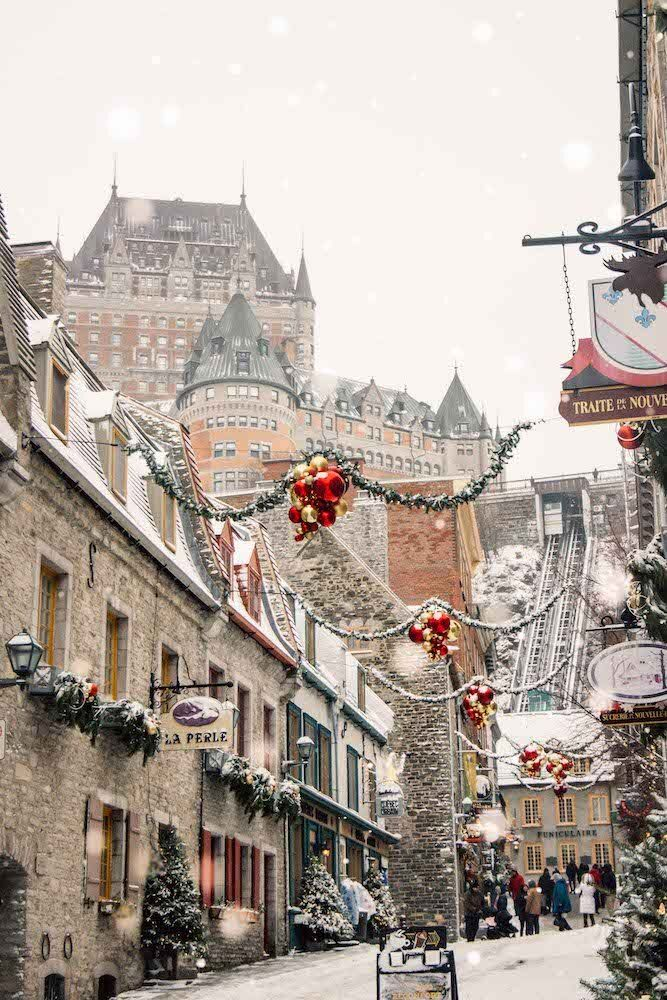 The Ultimate Quebec City Christmas And Winter Travel Guide In 2020 Quebec City Christmas Winter Travel Winter Travel Destinations