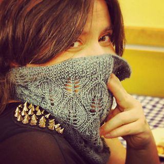 Ravelry: JohnSunday's Cowl for the basque sister (in law)!