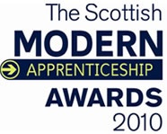 Modern Apprenticeship Awards 2010