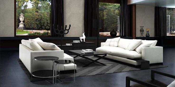 New Home Living Room Design