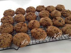 Labriski: Mognon d'ourson      Portions: 23 galettes  Coût approximatif: 0,25 $ / galette  Source: Madame Labriski, ces galettes d...