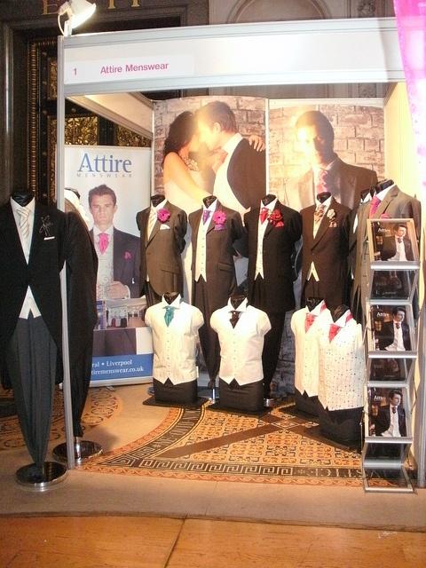 Attire Menswear  http://www.attiremenswear.co.uk/