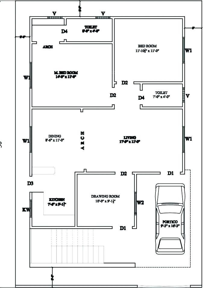 Cost To Build 1200 Sq Ft Home 2020 1200sq Ft House Plans Indian House Plans Affordable House Plans House plans indian style 1200 sq ft