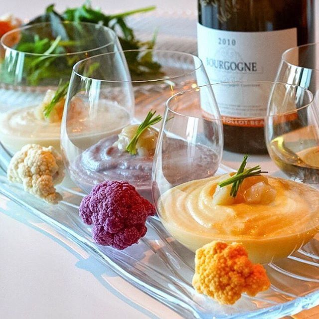 Auch Speisen können im #Riedel O Glas perfekt in Szene gesetzte werden  Eine tolle Idee für die nächste Sommerparty  #riedelo #riedelglas #riedelglass #food #wine #party #summer #goodidea #beautiful #colourful