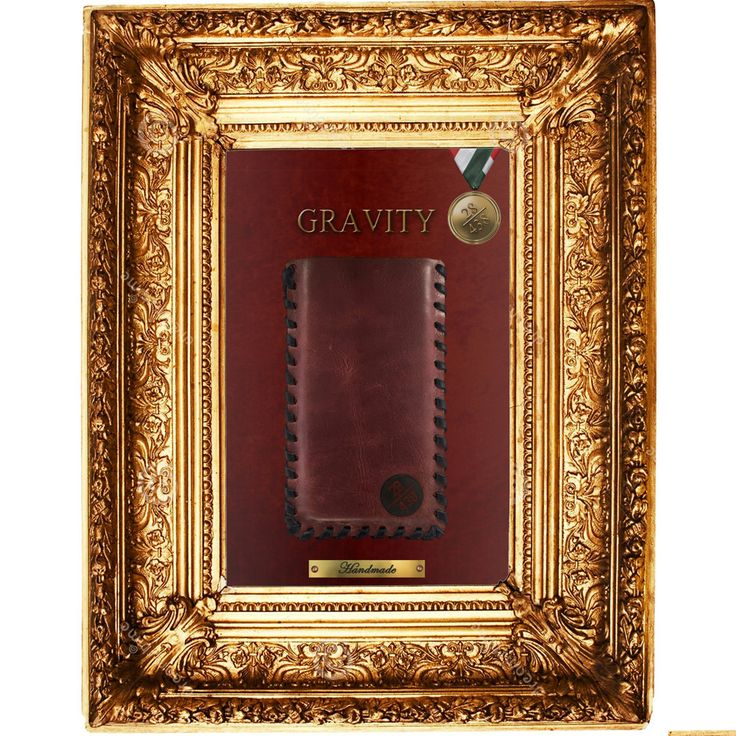 GRAVITY Exclusive handmade iPhone 6  genuine leather case FREE SHIPPING by 28438 on Etsy