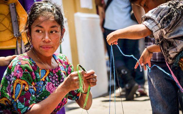 Колыбель майя. Современная и колониальная Гватемала #Guatemala