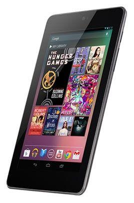 Google Nexus 7... Enfin une tablette à la bonne taille et abordable ♥
