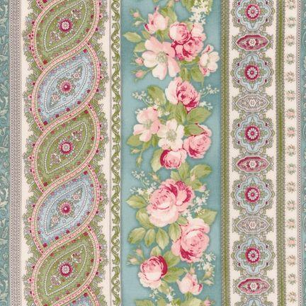 SRK-13991-192 from Damask Rose: Robert Kaufman Fabric Company
