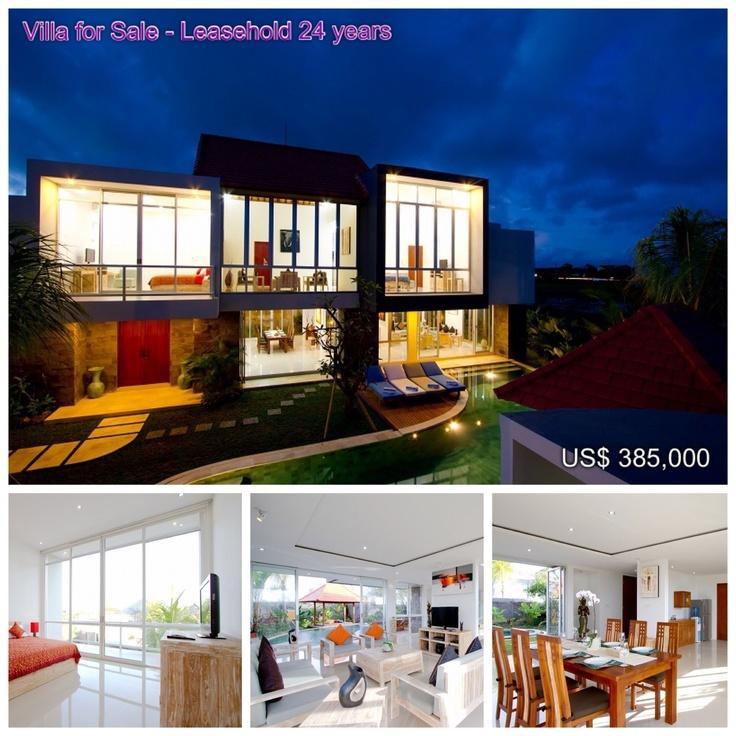 Villa for sale - #Seminyak #Bali