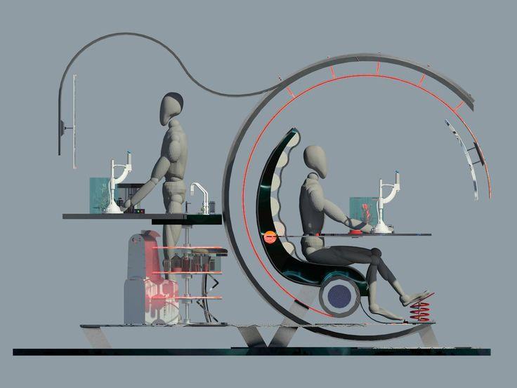 Визуализация модели