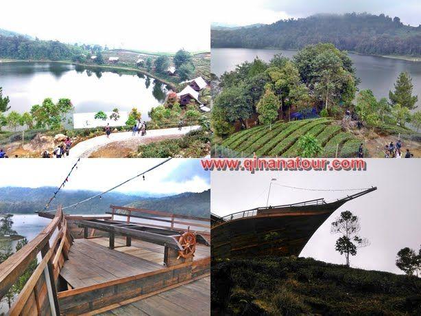 Paket Wisata Bandung Selatan Murah, Glamping Situ Paatenggang. visit www.qinanatour.com