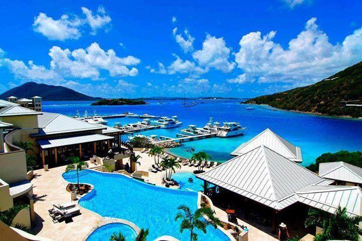 Virgin Island Flight Deals