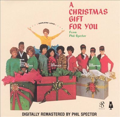 A Christmas Gift for You (Phil Spector & artists album, 1963) (listen to full album on http://musicmp3.ru/artist_phil-spector__album_a-christmas-gift-for-you-from-phil-spector.html#.UtyLxtKwrDc) #*