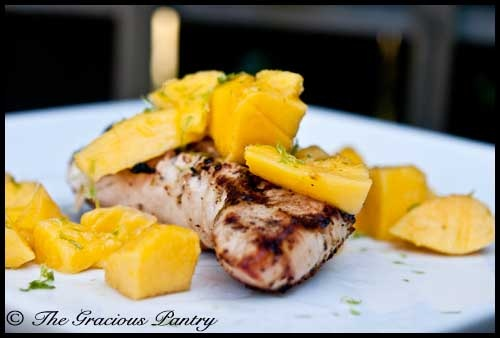 Clean Eating BBQ Lime And Mango Turkey (Click Pic for Recipe) I completely swear by CLEAN eating!!  To INSANITY and back....  One Girls Journey to Fitness, Health, & Self Discovery.... http://mmorris.webs.com/