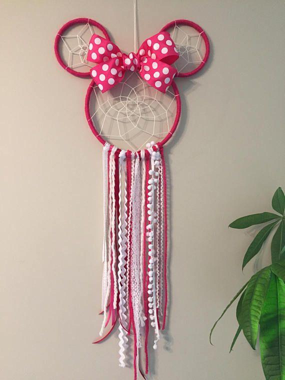 Minnie Mouse Dreamcatcher Dreamcatcher Disney