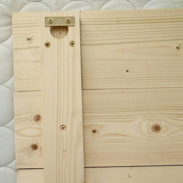 Queen Rustic Wood Headboard | Jane