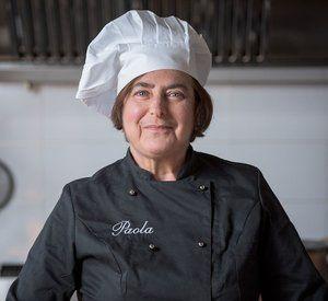 Paula , Co - owner / Chef at the renowned Gusto al Borgo scuola di cucina.